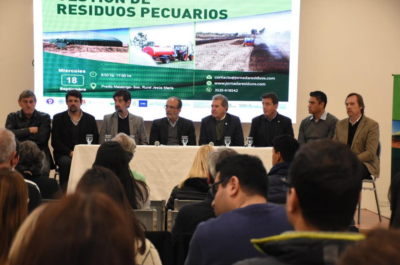 IV Jornada Provincial de Gestión de Residuos Pecuarios