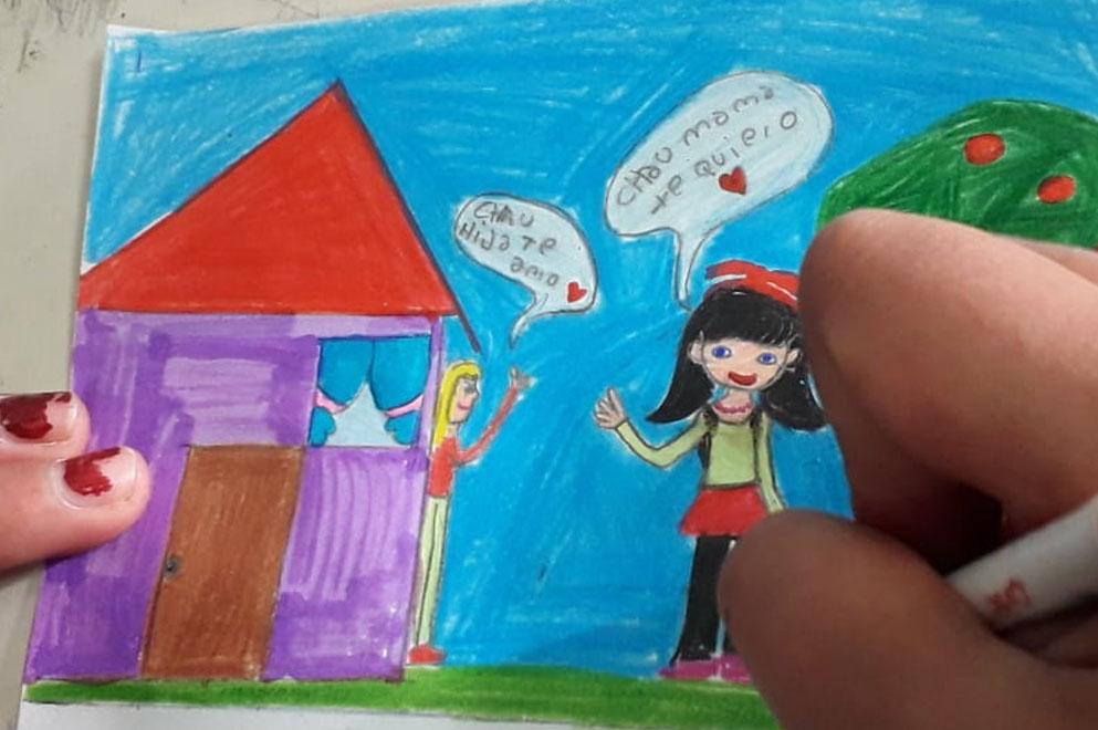 Comiqueando: los derechos contados en viñetas