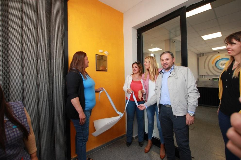 Inauguraron un espacio comunitario en Estación Juárez Celman