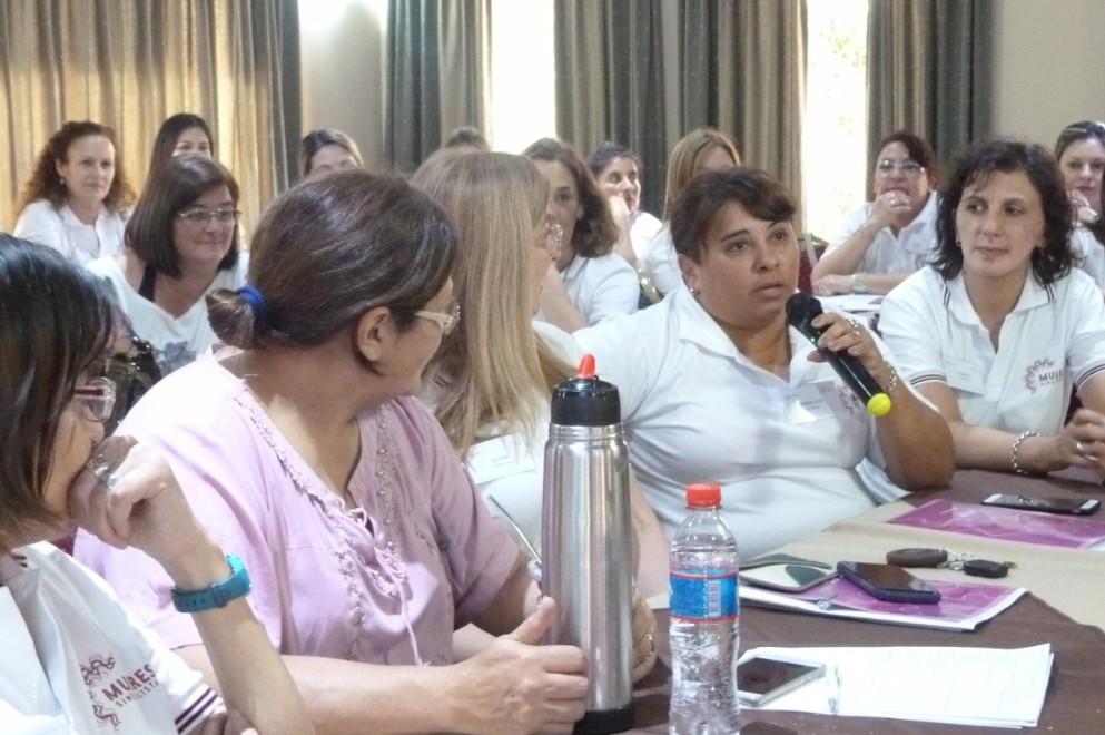 """Primera jornada de """"Mujeres organizadas sindicalmente"""""""