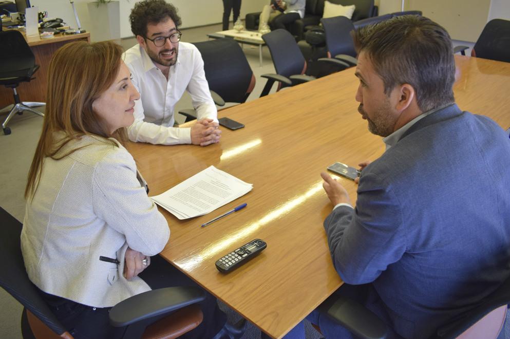 Convenio de colaboración con Alta Gracia por la Agenda 2030