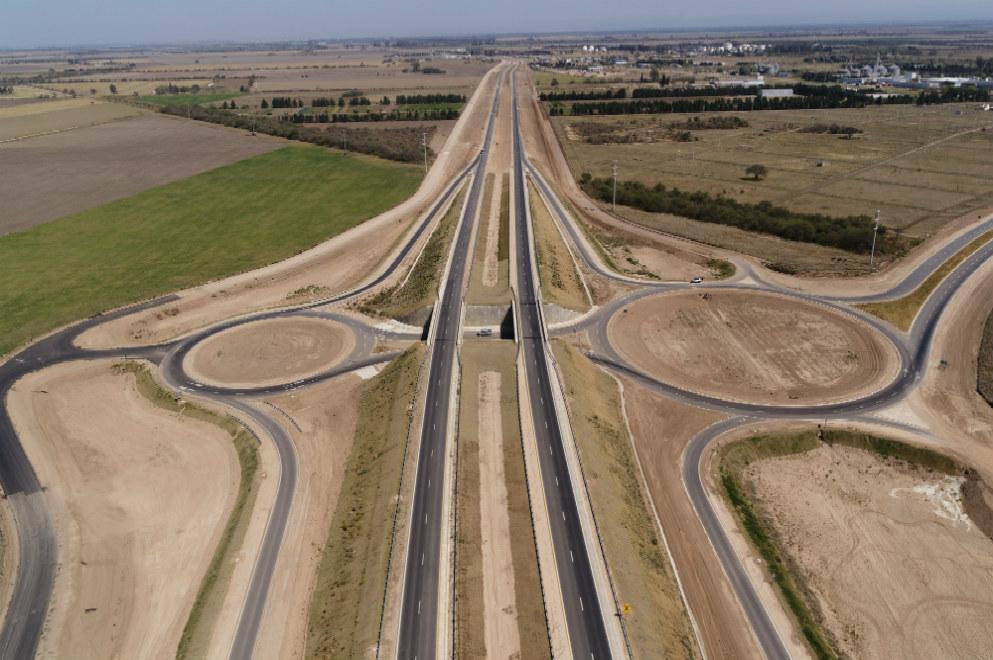 Compromiso cumplido: la Provincia inaugura la Autopista Río Primero – Córdoba