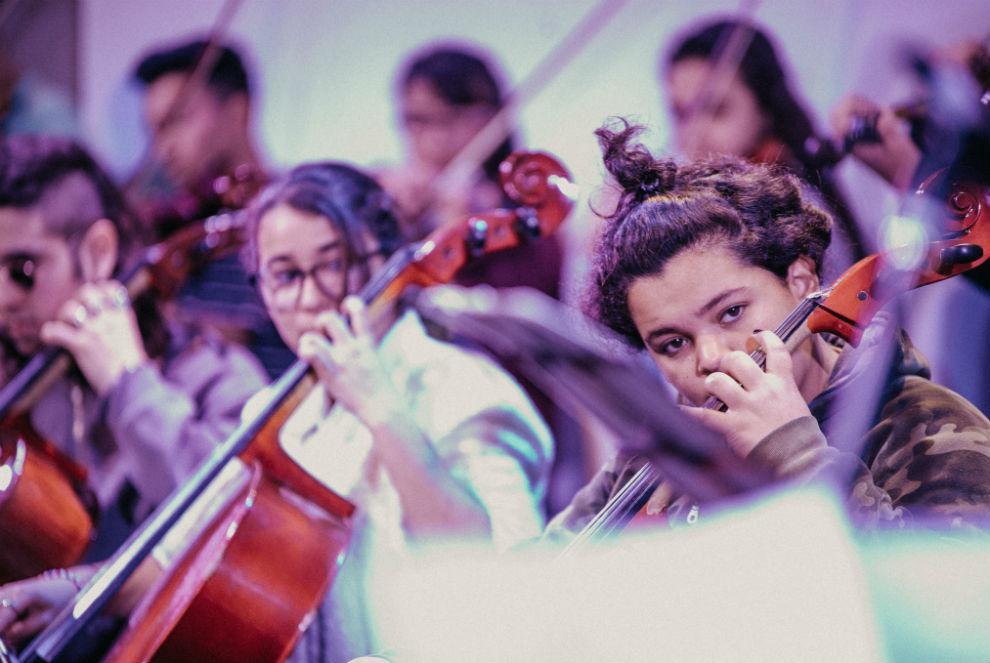 Nuevo encuentro de Coros, Orquestas y Ensambles Escolares