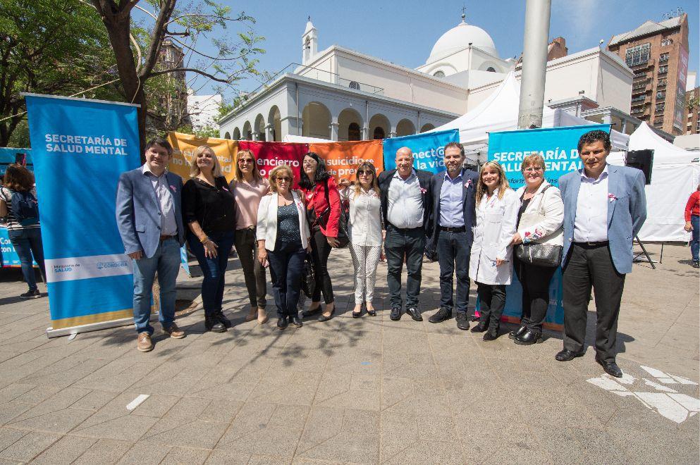 Jornada en adhesión al Día Mundial de la Salud Mental