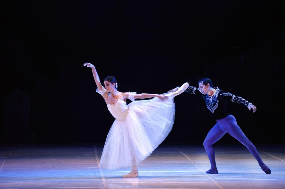El ballet que le dio sentido al amor