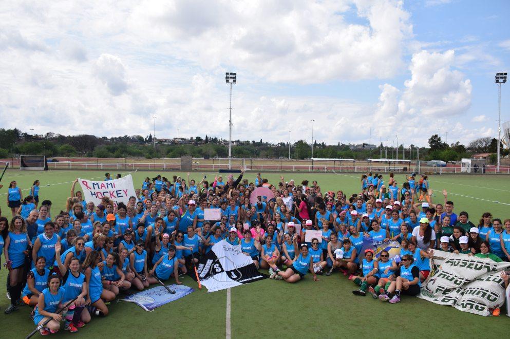 El deporte junto al Córdoba Rosa