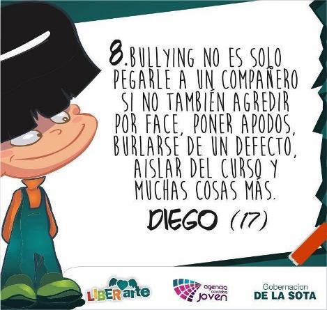 Córdoba Joven Trabaja Contra El Acoso Escolar Web De