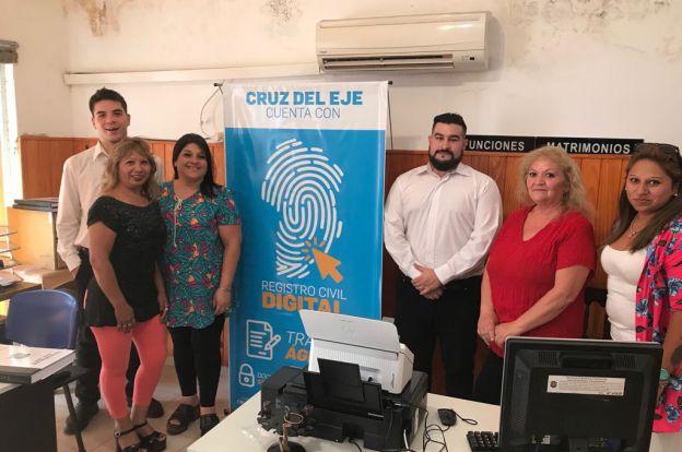 Registro civil digital se sumaron tres nuevas localidades for Registro ministerio del interior