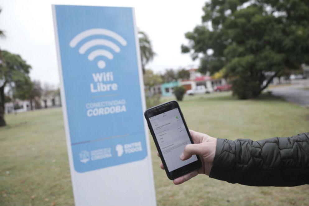 Crece el número de usuarios de wifi libre
