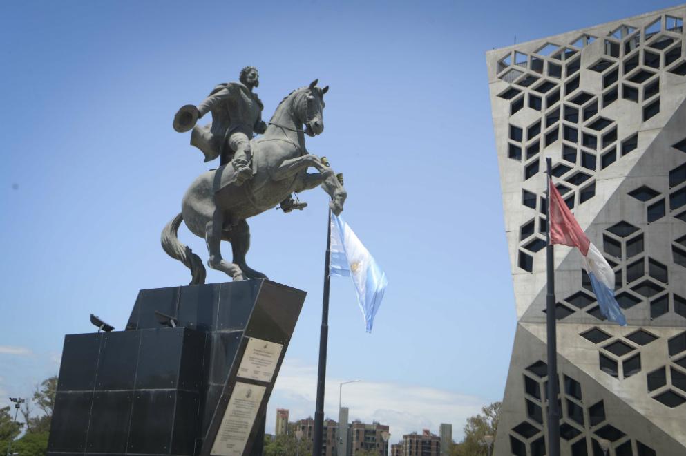 Homenaje a Bustos a 200 años de su asunción como Primer Gobernador constitucional de Córdoba
