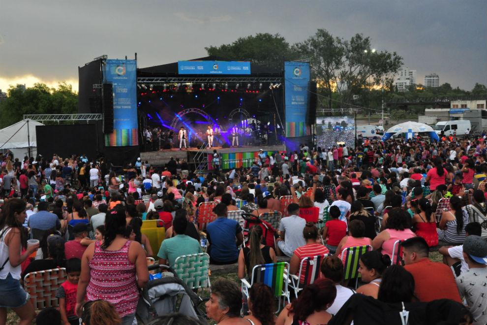 Río Cuarto: se presentó la temporada de verano 2020