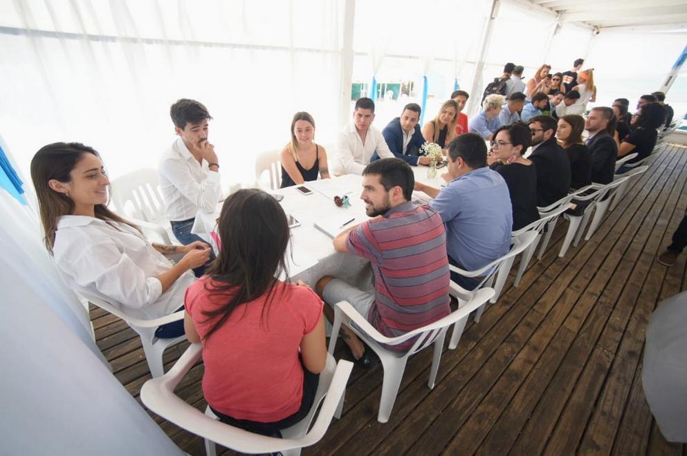 Córdoba, en el relanzamiento del Instituto Nacional de Juventud