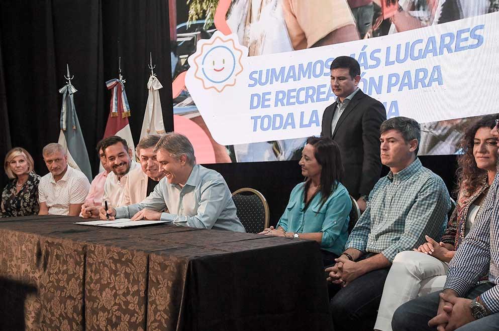El municipio capitalino se suma al programa Derecho al Verano