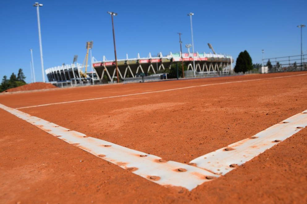 Todo listo para el inicio del Córdoba Open 2020