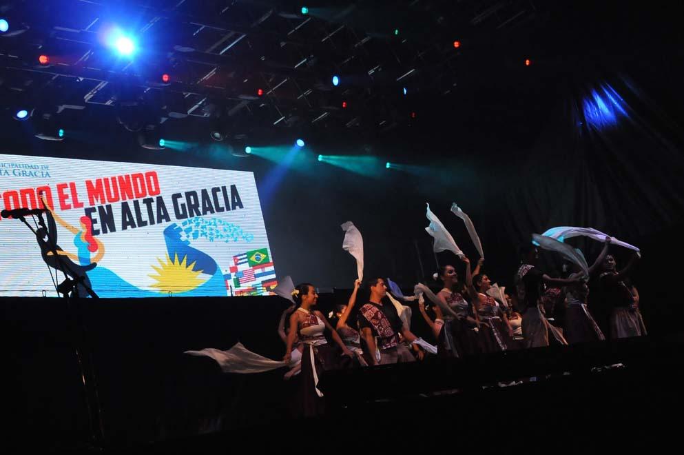 Alta Gracia: se acerca el Encuentro de Colectividades 2020
