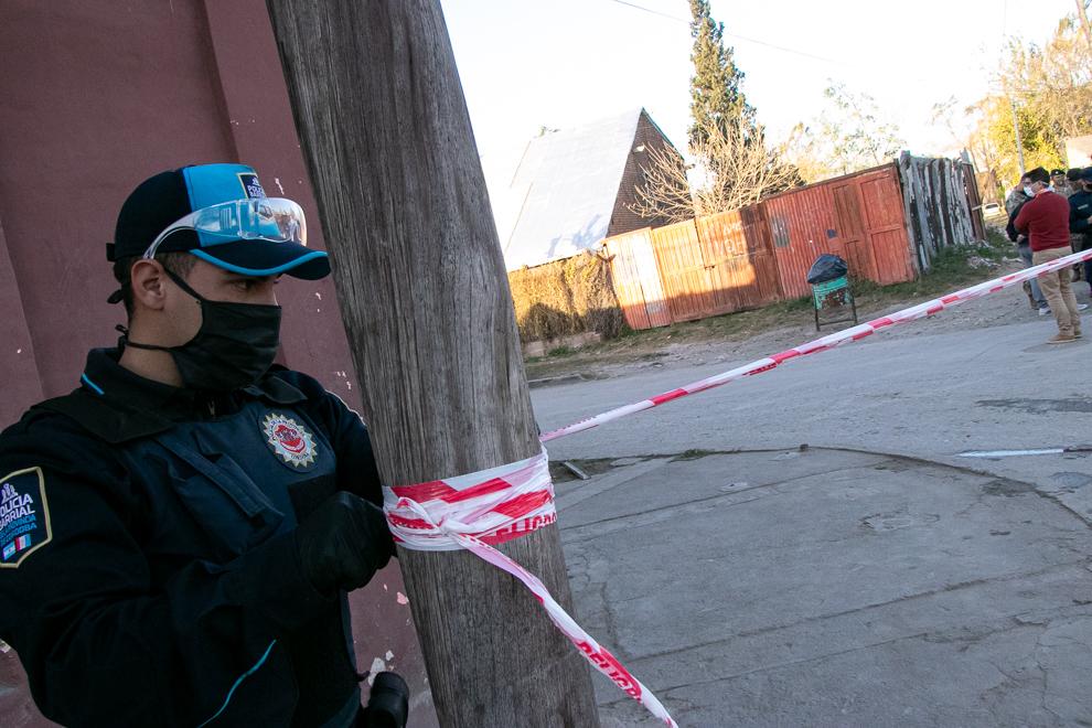 Se levantó el cordón sanitario en los barrios Urquiza y Rivadavia