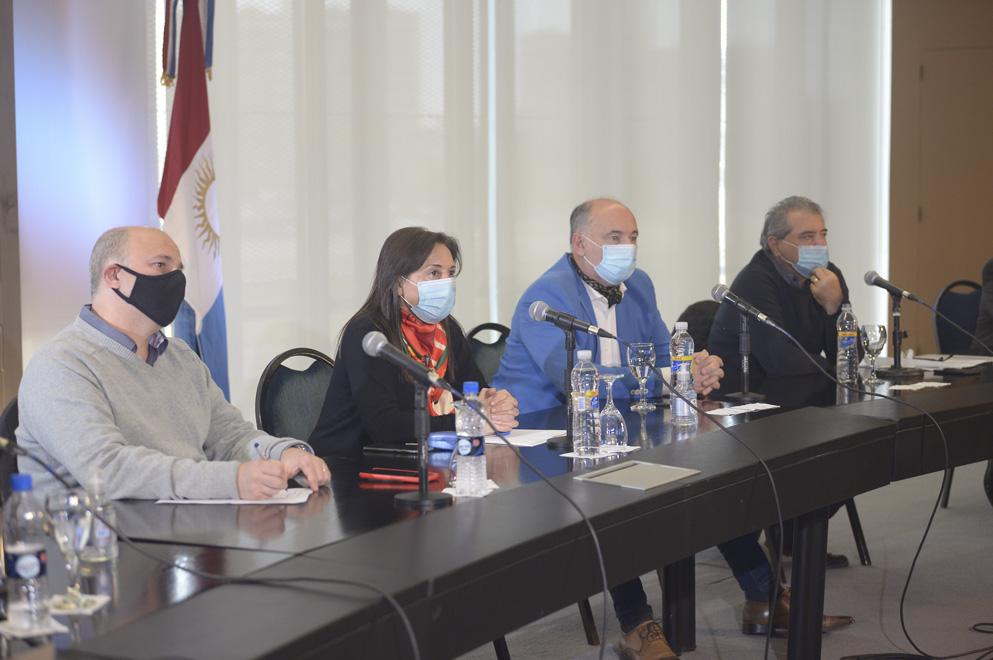 Se reunió la Mesa de Legumbres Córdoba