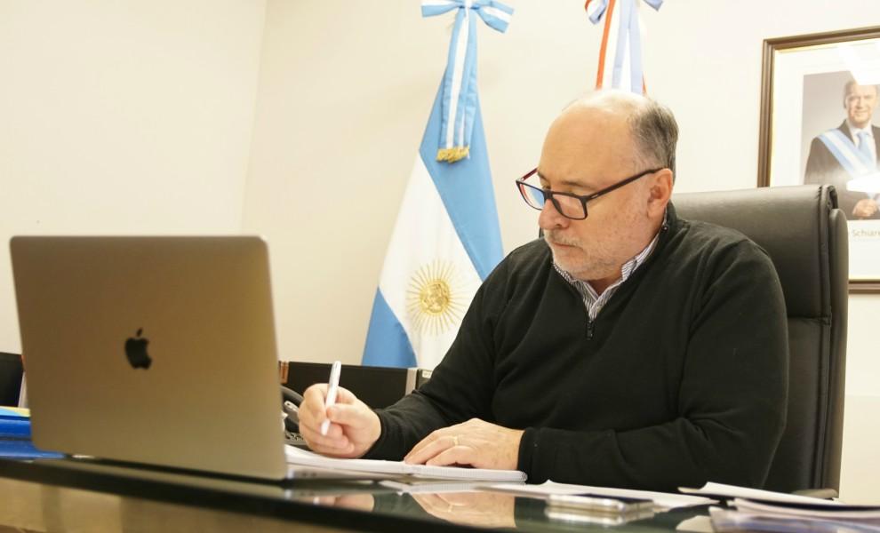 Accastello participó del Encuentro Federal Pyme