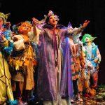 20 a las 21 elenco teatral desfiarte pajaros del alma - Cultura en casa: 14 propuestas para disfrutar en familia