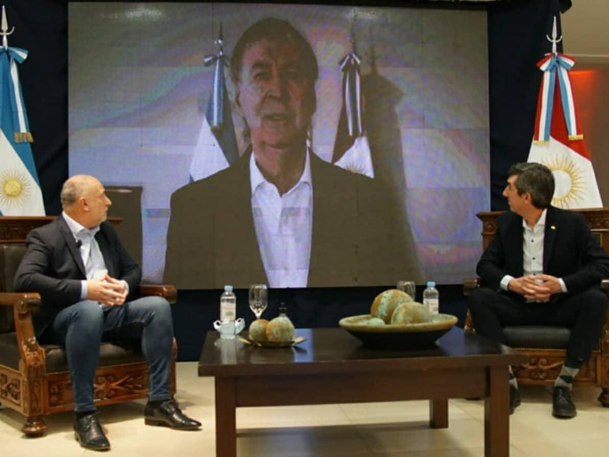 Schiaretti y Accastello cerraron el 13° Coloquio Industrial 2020