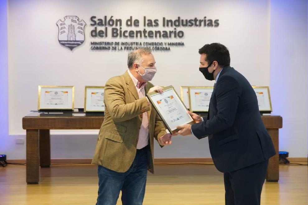 Sello Hecho en Cordoba - 24 emprendimientos productivos recibieron el sello Hecho en Córdoba