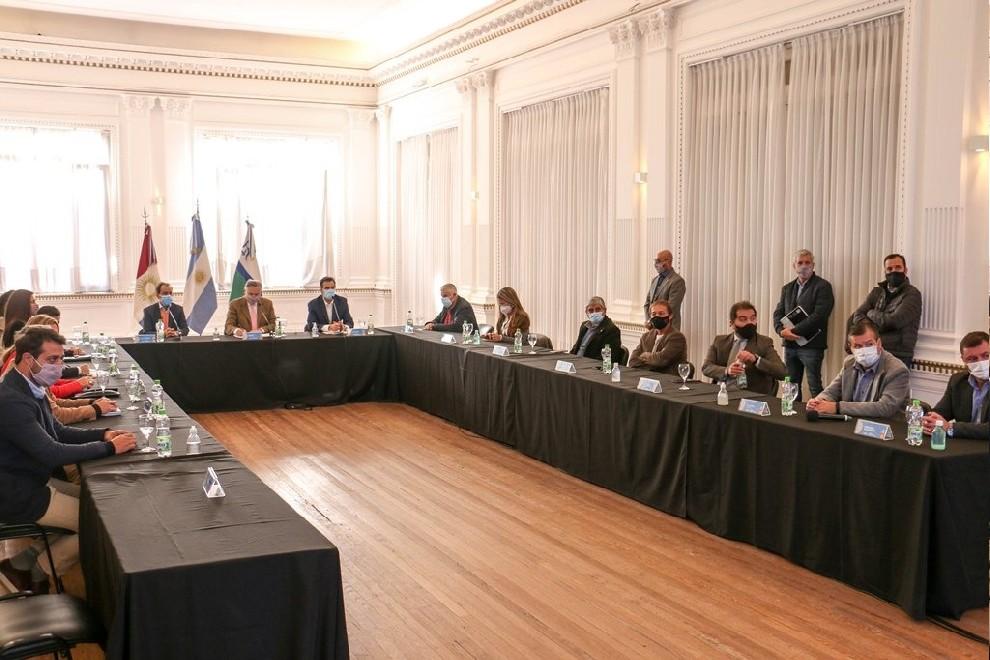 1° encuentro de la Red de Municipios Industriales, Innovadores y Exportadores