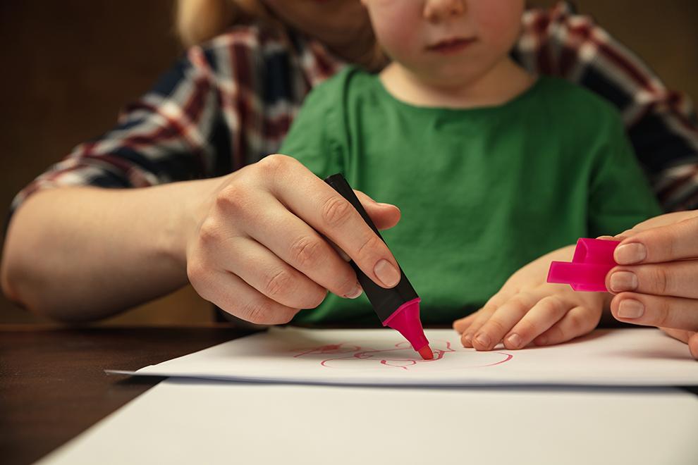 Senaf refuerza dispositivos para niñas y niños sin cuidados parentales
