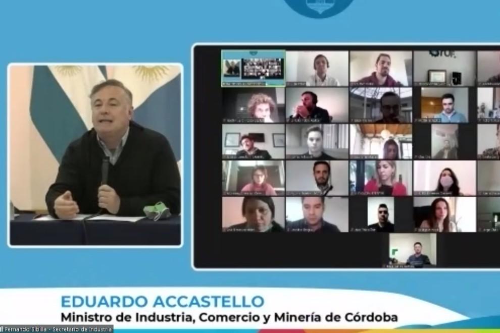 Los jóvenes protagonistas del taller participativo por la Matriz Productiva Córdoba 2030