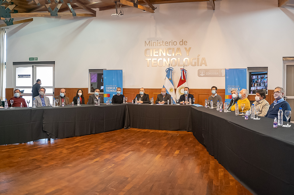 Córdoba potenciará el desarrollo de la biotecnología