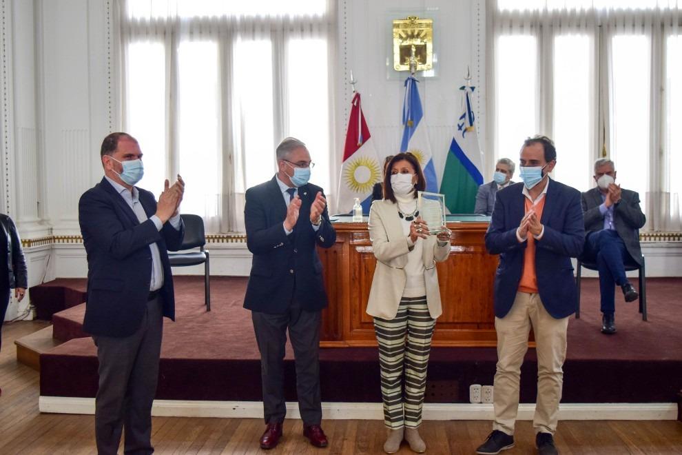 Adicciones: reconocimiento especial para el Centro Asistencial Río Cuarto