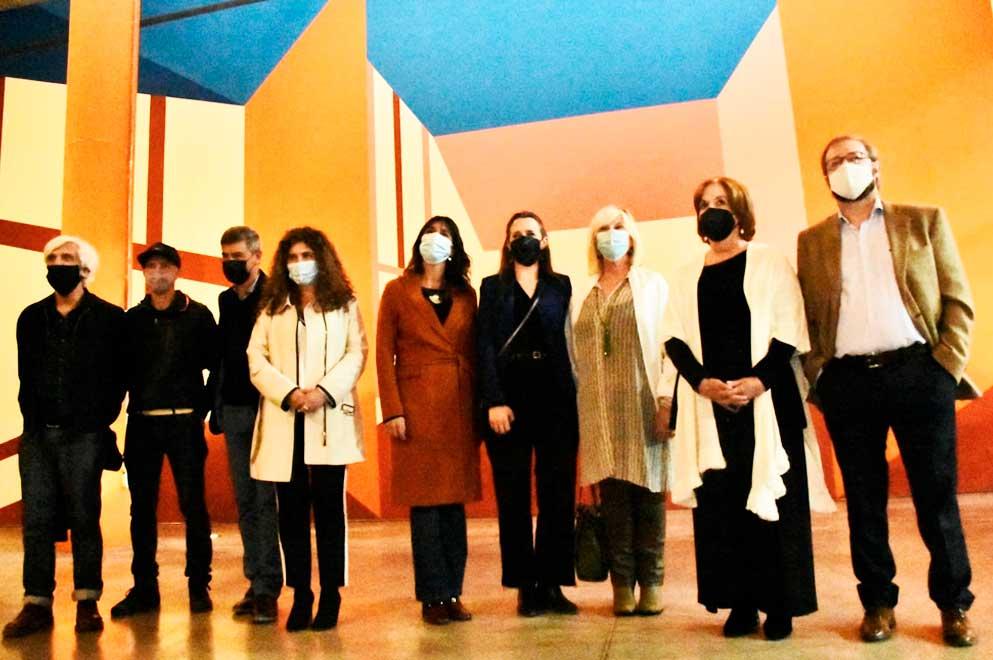 gob reinauguracion ccc 28 04 - El Centro Cultural Córdoba reabrió sus puertas