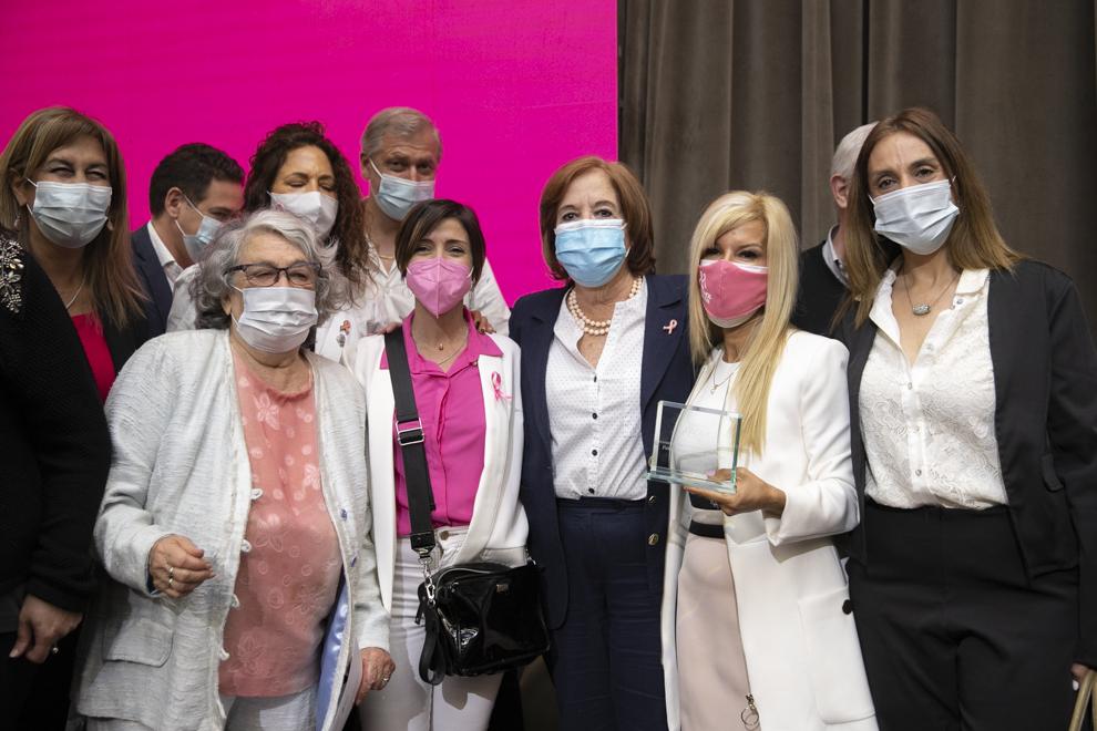 IMG 5987 - Córdoba Rosa: se presentaron acciones para prevenir el cáncer de mama